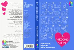 My Wedding Story Cover