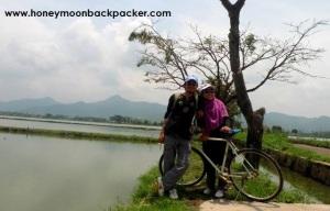 Liburan seru dengan sepeda, jelajah Cikoneng kabupaten Bandung