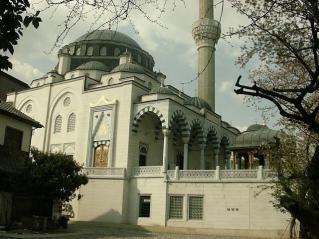 Masjid Camii di Tokyo