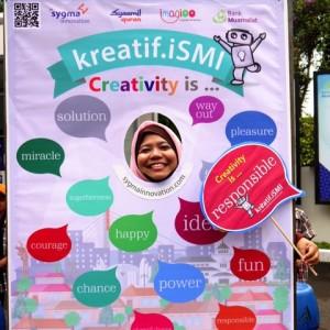 Kreatifitas adalah...